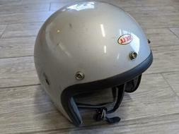 1970 vintage BELL helmet SUPER MAGNUM motorcycle racing 7-7/