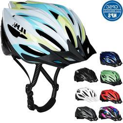 ILM Bike Bicycle Helmet Quick Release Strap Lightweight CPSC