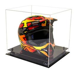 Deluxe Clear Acrylic Motorcycle Motocross or Nascar Racing H