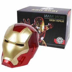 Iron Man Motorcycle Helmet Cosplay Mask for Adult Touch Sens