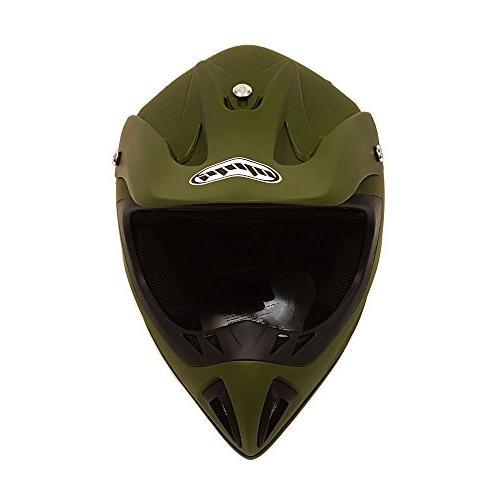 Helmet DOT ATV UTV