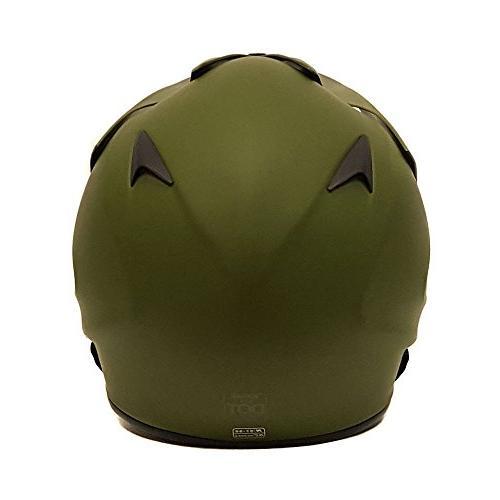 Adult Helmet ATV Dirt Bike UTV