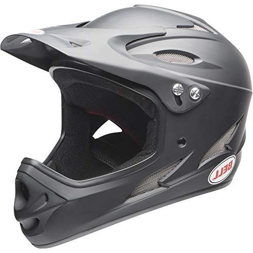 Bell Servo Adult Full Face Helmet, Matte Black