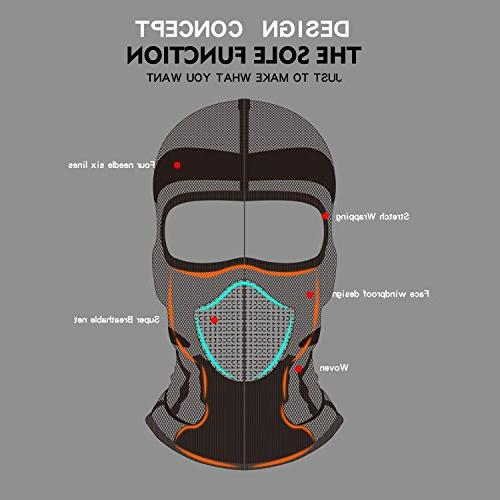Balaclava Dust Protection Motorcycle Helmet Liner