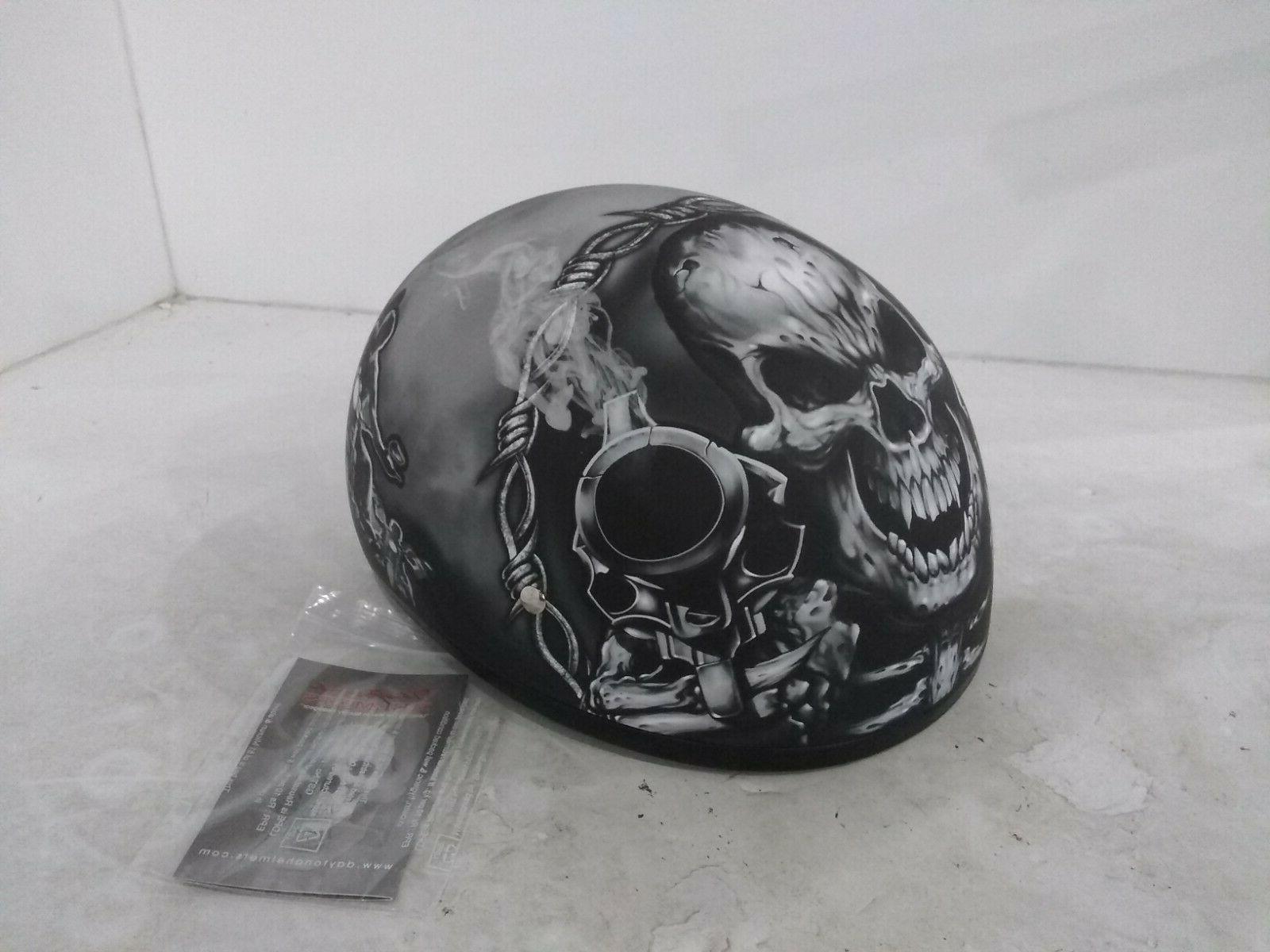 Daytona Helmet Skull Cap