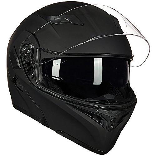 ILM Visor Flip Modular Face Helmet with 6