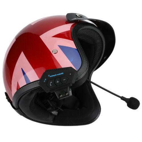 Motorcycle Headset Wireless Bluetooth BT-12