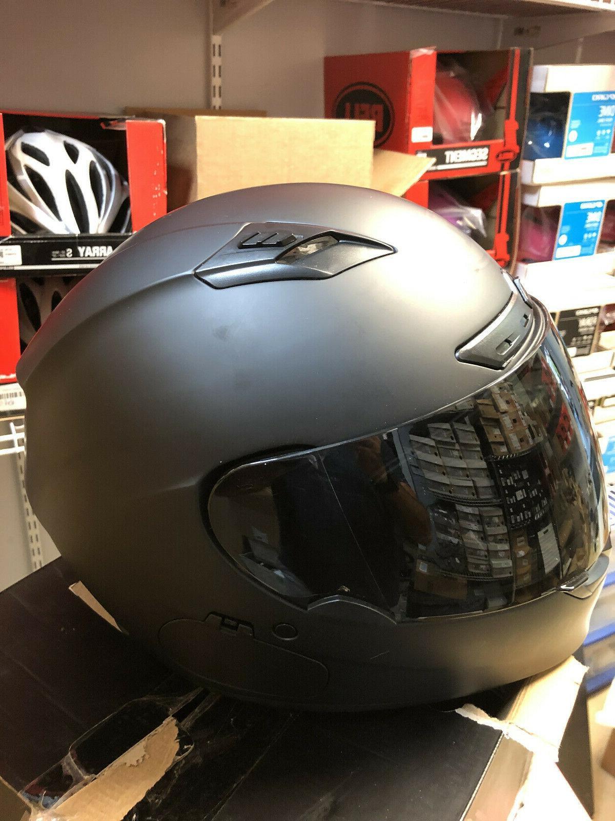 qualifier dlx full face motorcycle helmet