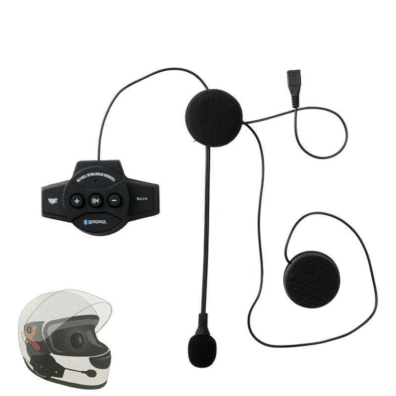 Rechargeable Wireless Helmet Headset BT-10