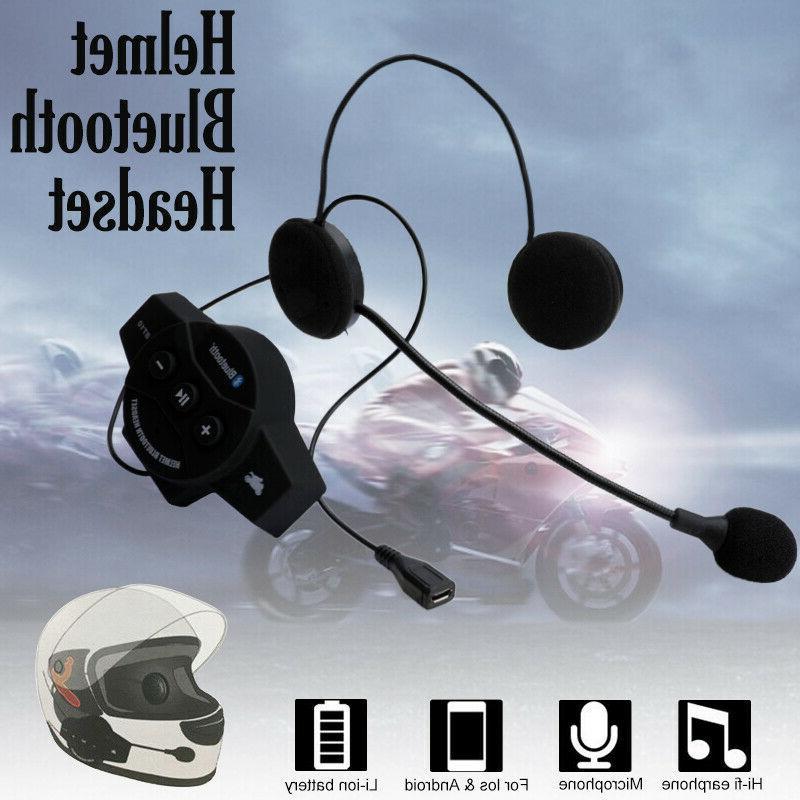 Rechargeable Wireless Helmet BT-10