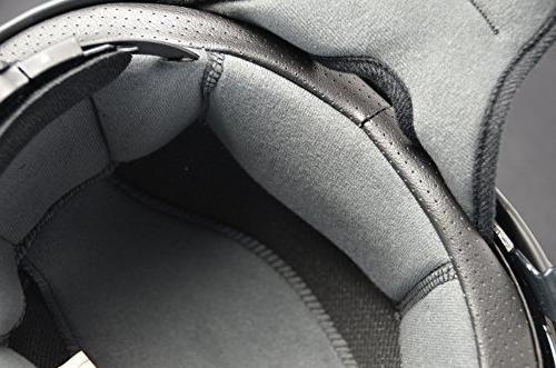 Vega Half with for Men & Adjustable DOT Half Skull for Bike Moped