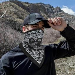 Motorcycle Balaclava Face Mask Headgear Half-Face Mask Ski b