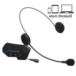 Motorcycle Helmet Headset Wireless Bluetooth Headphone Hands