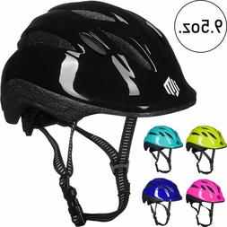 ILM Outdoor Kids Youth Toddler Bicycle Cycling Bike Helmet w