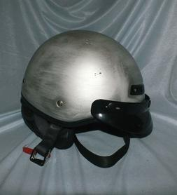 HD Powersports Safety Products Motorcycle Helmet Model XT Si