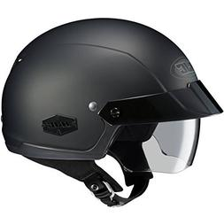 HJC Solid IS-Cruiser Half  Shell Motorcycle Helmet - Matte B