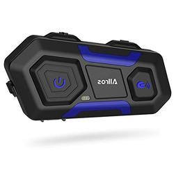 ALLROS T10 Bluetooth 3.0 Motorcycle Helmet Intercom Wireless