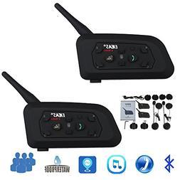 Amazingbuy V6 Pro BT Intercom Bluetooth Upgrade to 850mAh 12