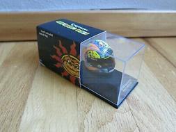 Minichamps Valentino Rossi Helmet - MotoGP 2002 1/8 Scale